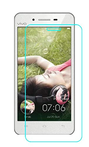 RVK Vivo Y27L Anti-Fingerprint Scratch Resistant Matte Hammer Proof Impossible Screen Protector [Better Than Tempered Glass] Screen Guard For Vivo Y27L