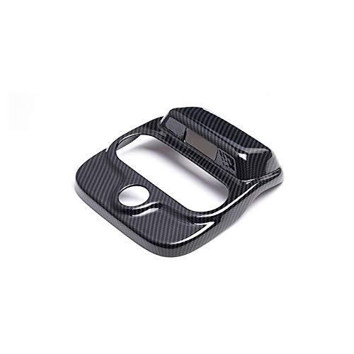 Auto Innenleselampe Zubehör Dachkonsole Box ABS Dekoration Abdeckung Für Mercedes Smart fortwo 453