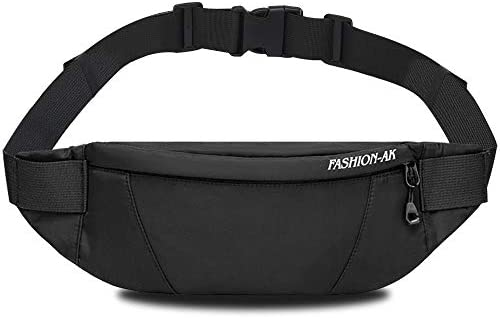 ANRUI Fanny Pack for Men Women Crossbody Bag with Adjustable Strap Plus Size Waist Bag For Women product image