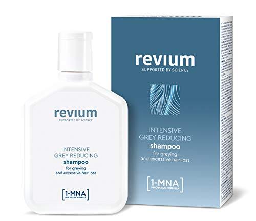 Revium - Champú intensivo reductor de canas con molécula 1-metilnicotinamida,