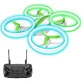 EACHINE E65H Drone per Principianti Funzione Hovering modalità Senza Testa Rotazione a 360°,...