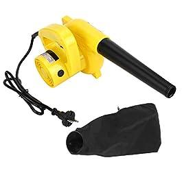 Duokon Ventilateur à poussière Feuille de poussière Multifonction à Main électrique souffleur d'air Nettoyeur de Feuille…