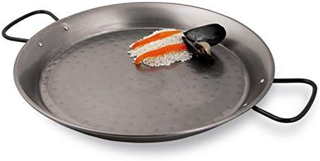 Paderno World Cuisine Spanish Paella Pan 15 3 8in Gray product image
