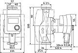 Wilo 4216613 Hocheffizienzpumpe Stratos Pico 25/1-6 180mm inkl. Wärmedämmschale - 2