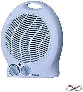 Kekai KT0589 - Calefactor Electrico Termoventilador Blanco
