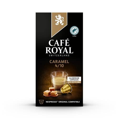 Café Royal Flavoured Edition Caramel 100 Capsules en...