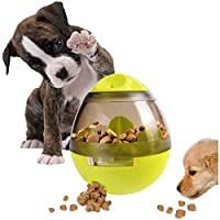 ペットのためのトリートボール犬のおもちゃは、IQインタラクティブ食品調剤ボールを上げます XYXG