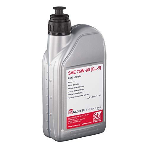 febi bilstein 32590 Getriebeöl SAE 75W-90 (GL-5) , 1 Liter