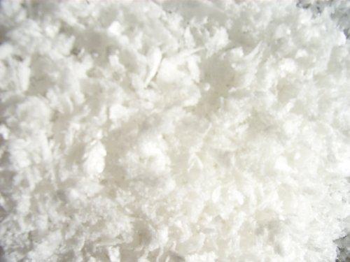 Neige pour théatre 100 litres (EUR 1,39/l), neige artificielle, compostable, ignefugeant DIN 4102 B1.