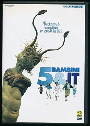 5 BAMBINI & IT (2006) DVD - EX NOLEGGIO
