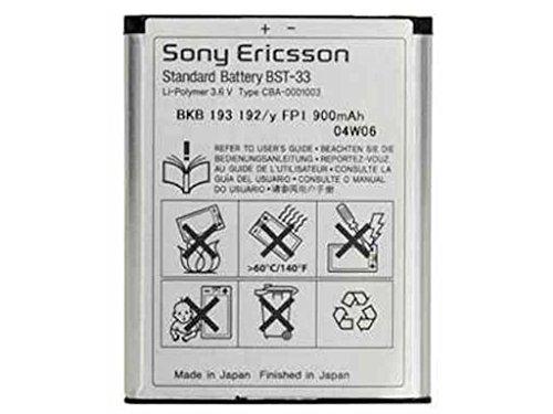 Sony Ericsson BST-33 Batería Original para Varios Móviles