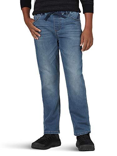 Wrangler Authentics Kids Big Boys Knit Denim Jean 12 Husky Harbor