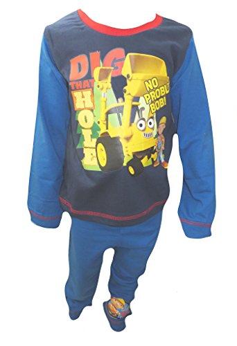 Bob der Baumeister Bob Kein Problem Boy-Pyjamas 18-24 Monate
