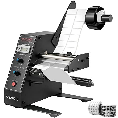 VEVOR Dispensador Vertical de Etiquetas Automático, AL-1150D, 220V, M