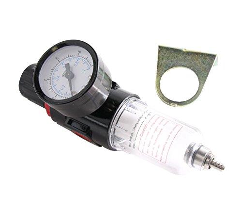 Perslucht waterafscheider drukregelaar voor compressoren
