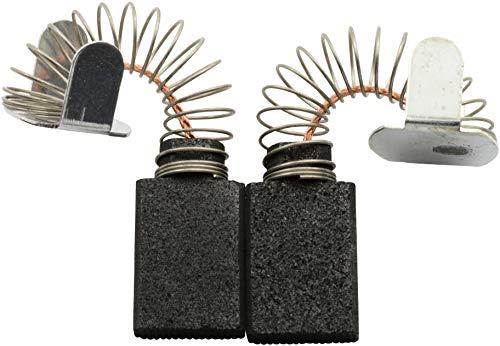Escobillas de Carbón para LEGNA V690 lijadora - 6x12x16mm - 2.4x4.7x6.3\'\'