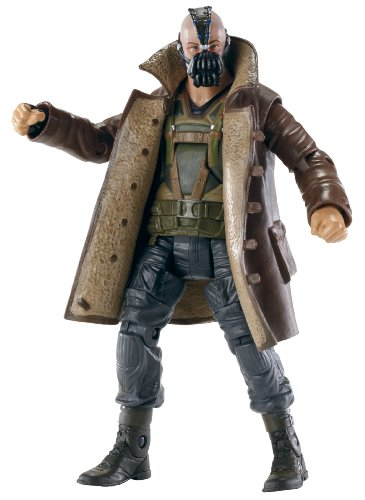 DC Batman - W7176 - Figurine - Collector Dark Knight Rises - Bane