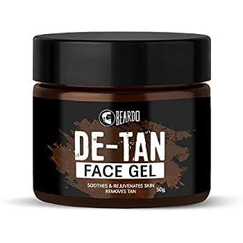 Beardo De-Tan Face Gel For Men, 50 g