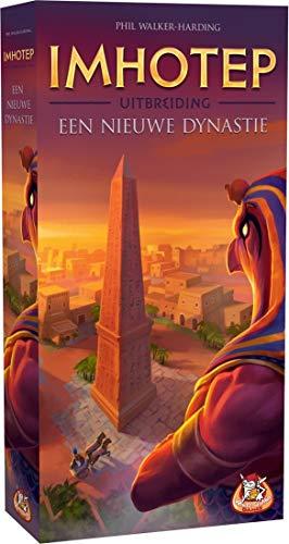 Unbekannt brettspiel Imhotep- eine Neue Dynastie