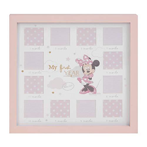Disney Minnie Mouse Bilderrahmen für das erste Jahr, 12 Monate