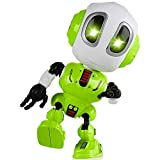 Cool Toys for 3-8 Year Old Boys Girls, Talking Robot for Kids Fun Christmas Gifts for Kids Age 3-8 Popular Toys for 3-8 Year Old Boys Girls Electronic Toys for Kids 4-8 Stocking Stuffers for Toddlers