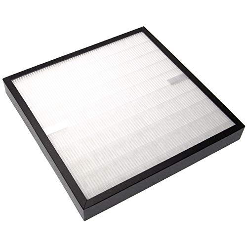 vhbw Ersatzfilter passend für DeLonghi AC 100, AC 150 Luftbefeuchter, Luftreiniger - Luftfilter Kombifilter HEPA Aktivkohle