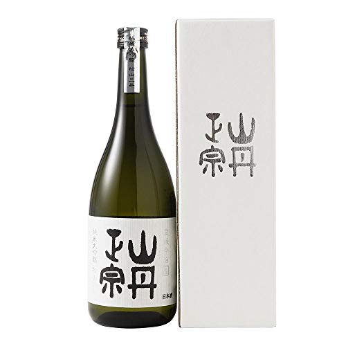 Yamatan Masamune Sake, Junmai Daiginjo, japanischer Premium-Sake, original Reiswein aus Japan (1 x 0.72 l)