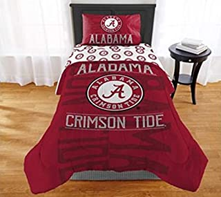 Best alabama crimson tide twin bedding set Reviews