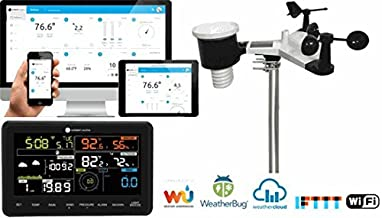 wireless weather station mac compatible