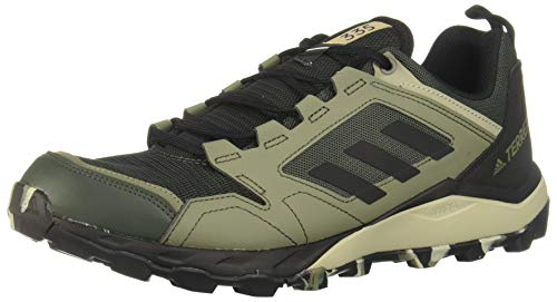 adidas Terrex Agravic TR, Zapatillas Deportivas Hombre, Legend Earth/Core Black/Feather Grey, 47 1/3 EU