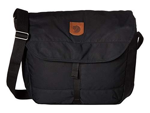 Fjällräven Greenland Shoulder Bag Borsa, Unisex – Adulto, Black, Taglia unica