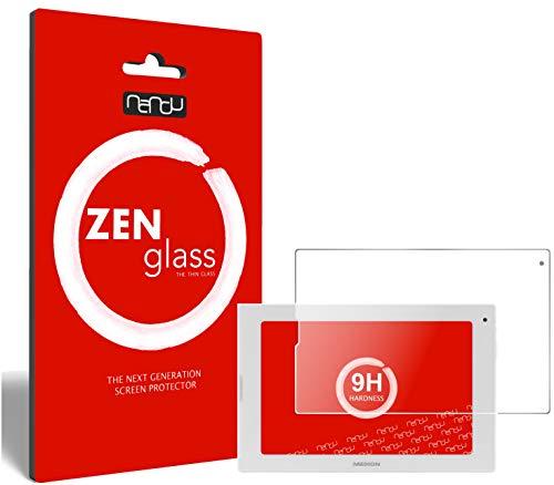 ZenGlass Flexible Glas-Folie kompatibel mit Medion Lifetab P8912 MD99066 Panzerfolie I Bildschirm-Schutzfolie 9H