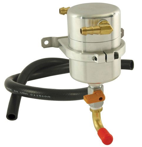 Moroso 85474 Universal Air/Oil Separator Catch Can