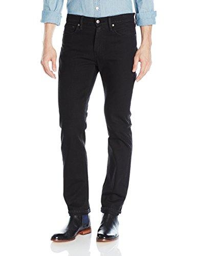 Levi's Herren 511 Slim Fit Pendler Jeans - Schwarz - 33W / 34L