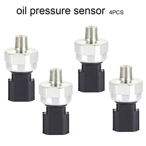 SELEAD Automotive Engine Oil pressure sensor Fit For 2004-2009 Infiniti QX56 2003-2009 Nissan 350Z 2005-2006 Nissan Altima 2005-2008 Nissan Armada PS417 Oil Pressure Switch 4PCS