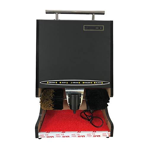 Pulidora automática del Zapato - lustradores de Zapatos eléctricos, Zapatos Máquina Brillo,...