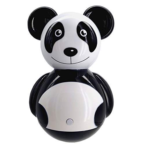 Fantastic Deal! Baboum Interactive and Motion-Sensitive Roly-Poly/Tumbler Puppy/Lion/Panda for Toddl...