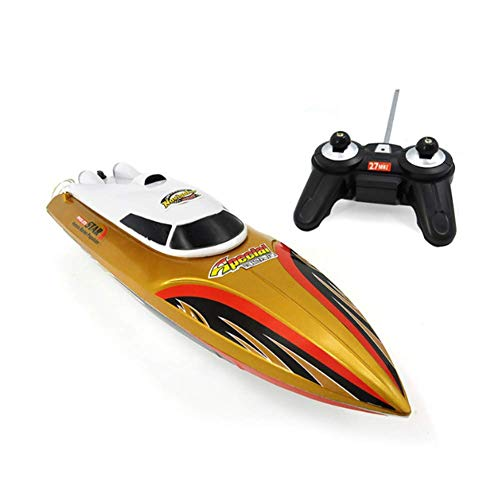 ZQYR GAME# Controle RC Boat 15-20km / h Speed  Electric RC L