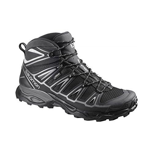 Salomon X ULTRA 2GTX–& de trekking senderismo Botas, X ULTRA MID 2 GTX NEG H, schwarz (200), 451/3