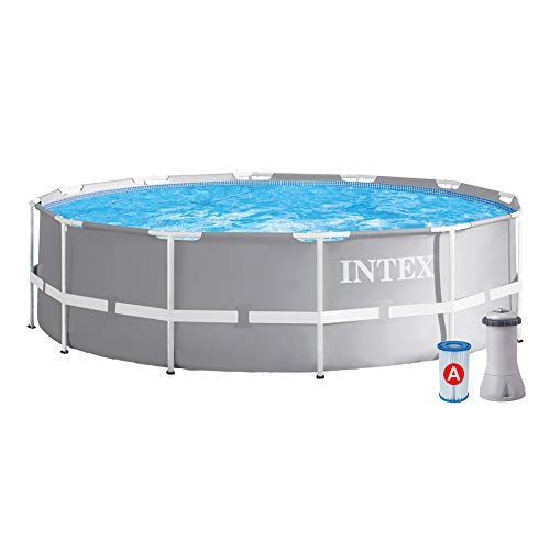 Intex 12Ft X 30In Prism Frame Pool Set