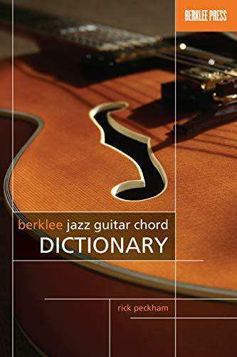 Berklee Jazz Guitar Chord Dictionary (English Edition) eBook ...