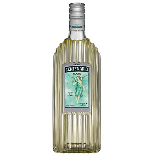 Tequila Tradicional Plata marca Centenario