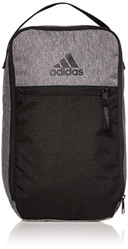 adidas Golf Golf Shoe Bag, Grey Melange, No Size