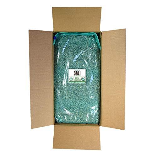 Fresh Roasted Coffee LLC, Green Unroasted Bali Blue Moon Coffee Beans, USDA Organic, RFA, Bulk 25 Pound Bag