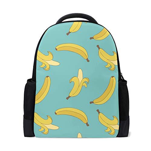 Bananas - Mochila de Viaje para Ordenador portátil, diseño Casual