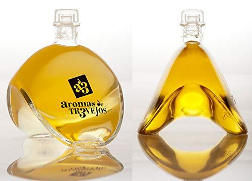 Vino AROMAS DE TREVEJOS Blanco Dulce 50 cl. Producto Islas Canarias.
