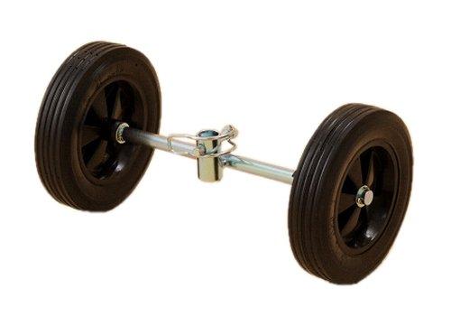 オカネツ工業 電動耕運機 Curvo用 移動用尾輪 ET40BWA