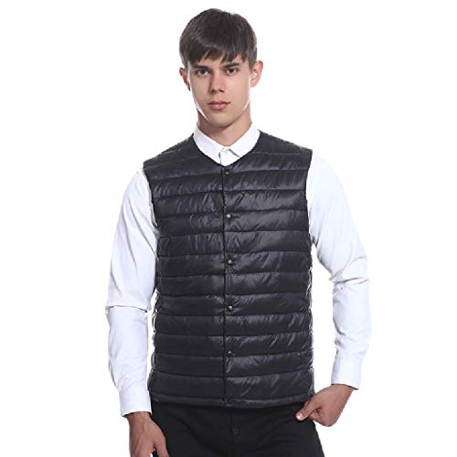 Sale!! Seaintheson Men's Electric Heated Vest,Winter USB Charging Body Warmer Thermal Heating Vest J...