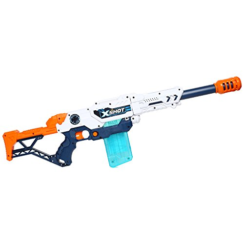 XShot - X-Shot 1382978. Blaster Clip-Gewehr