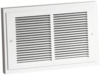 Broan-NuTone 124 Wall Heater with Max 84% OFF Downflow Louvers At the price of surprise Supplemental